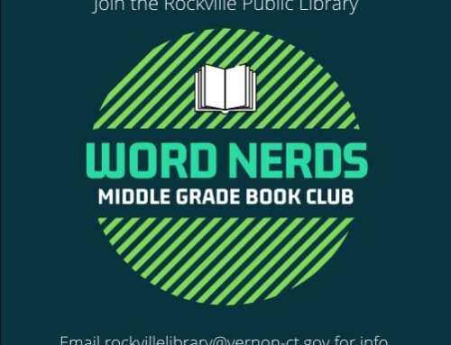 WORD NERDS – OUR BOOK CLUB FOR MIDDLE SCHOOLERS!